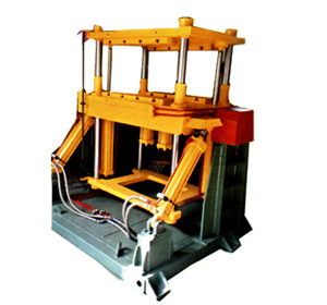 Tilting Gravity Die Cast Machines